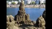 Невероятни Пясъчни Фигури