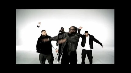 Dj Khaled _all I Do Is Win_ feat. Ludacris, Rick Ross, T-pain & Snoop Dogg _ Victory In Stores Now