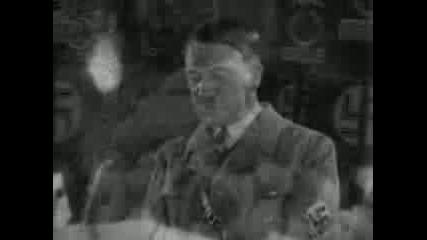 Adolf Hitler - Rammstein Ich Will ( Nazi )