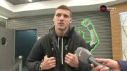 Десподов: Не отговорихме на агресията и самочувствието на ЦСКА