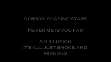 Black Veil Brides - Smoke and Mirrors [ Lyrics ]