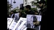Газа подкрепи журналиста, хвърлил обувки по Буш