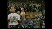 Майкъл Джексън се забавлява - Москва 1996 г. /частно видео/