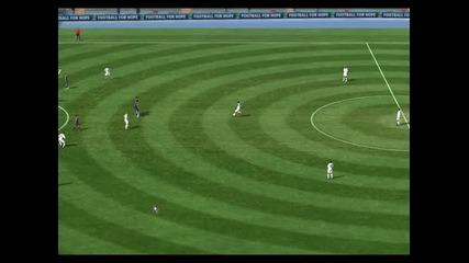 Fifa 2011 гол на Cristiano Ronaldo от пряк свободен удар