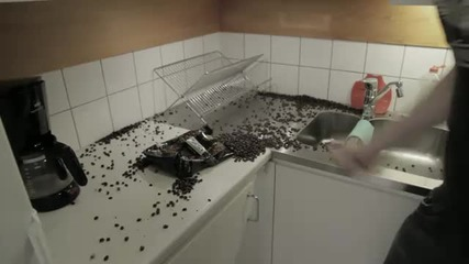 Regular Ordinary Swedish Meal Time - Barbaric Brutal Breakfast