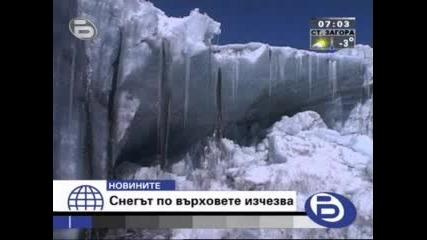 Да очакваме ли наводнения заради топенето на ледове