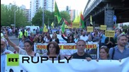 Germany: Thousands march in solidarity with Suruc victims