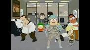South Park - Най - Бруталната Серия
