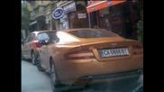 Страхотен Aston Martin В София