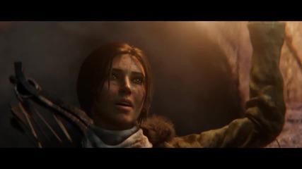 Rise of the Tomb Raider [trailer E3 2014]