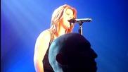 Kelly Clarkson Maybe Live Hugenottenhalle, Neu - Isenburg March 2010
