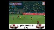 Испания - Южна Африка 2:0 всички голове