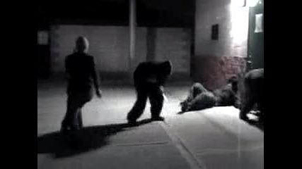 Уличен бой с нож/тактика-1