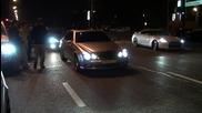 Dragtimes.info Mercedes - Benz E55 Amg Evotech Paps