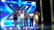 X Factor - Тренировъчен лагер (01.10.2015)