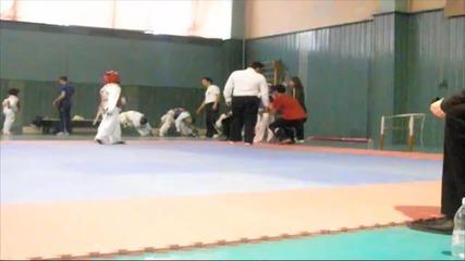 Mario Cvetanov Taekwondo Wtf