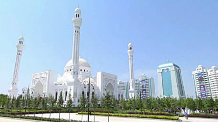 Russia: Kadyrov inaugurates Europe's largest mosque in Chechnya