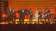 Bruno Mars ,rihanna, Sting , Damian Marley and Ziggy Marley - Tribute to Bob Marley ( Grammy 2013)