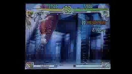 Eevo 2004 Fighting Game Semi - Finals Umehar