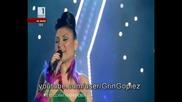 Софи Маринова - Love Unlimited Live ( Полуфинал Eurovision 2012 )