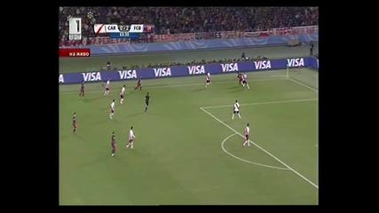 Ривър Плейт - Барселона 0-3 (световно Клубно Първенство финал) 2-ро полувреме 1-ва част