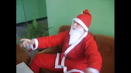 Пиян Дядо Коледа
