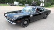 1971 Plymouth Barracuda Cuda 528 Hemi