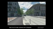 CryEngine2 Tech Demo - Tramway