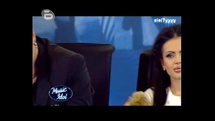Music Idol 3 - 17 Годишната Марина Пее Прекрасно