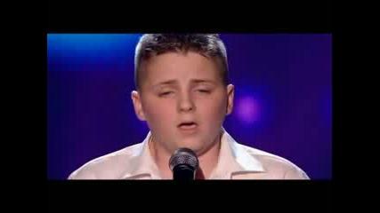 Момчето С Ангелски Глас: Британски Талант , Полуфинал 2008