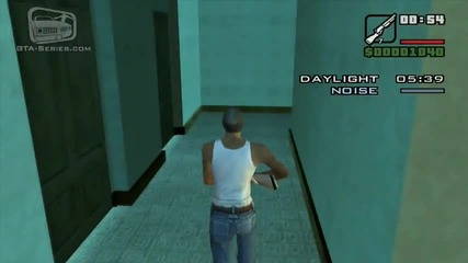 Gta San Andreas - Mission 10 - Home Invasion