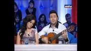 Ziad Bourji Sara El Hani - Ma Byestehou Vbox7