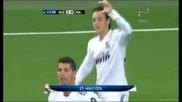 Прекрасен гол на Mesut Ozil
