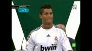 Представянето на Роналдо в Реал Мадрид пред 85 000 фенове [ Високо Качество]