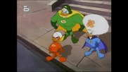 Крякаща Тайфа Епизод 1 Quack Pack