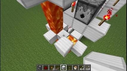 Minecraft Gun Tutorial