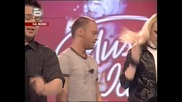 Изненадващ обрат и Елена отпада:(( - music idol - 26.03.08 HQ