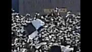 08.04 хореография на Гробарите ! Партизан - Цървена Звезда 2:0