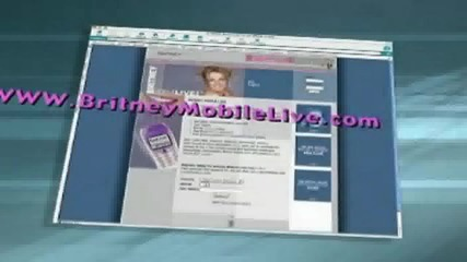 Commercial - Britney Mobile Live