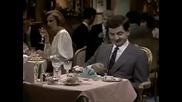 Mr Bean - В рестуранта