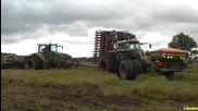Компилация големи машини закъсали на полето !