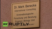 Germany: Mark Benecke, the 'lord of the maggots,' wants to be mayor!