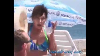 Nakedfunny - Fire Joke ... Смяхххххххххххх