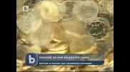 Меркел оцени приноса на България за стабилността на еврото