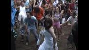 Psytrance Beach Party In Brazil