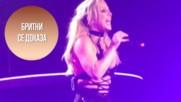Може ли Бритни Спиърс да пее на живо?