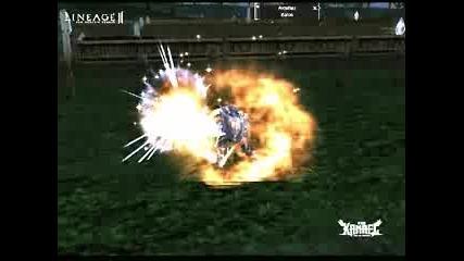 Phoenix Knight vs Duelist