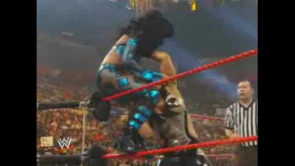Melina Vs. Beth Phoenix Royal Rumble 2009 /new Champion/
