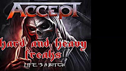 Accept - Lifes a Bitch 2019 - Single