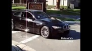 Bmw E60 M5 with Eisenhaus Exhaust and M3 E92 Accelerate